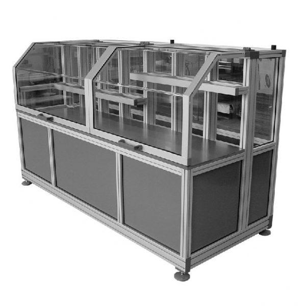 45 x 45 UL Aluminium Profile System