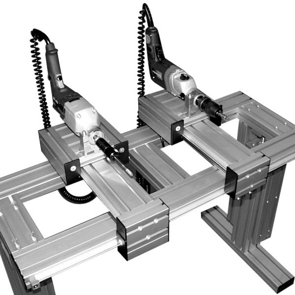 45 x 90 UL Aluminium Profile System