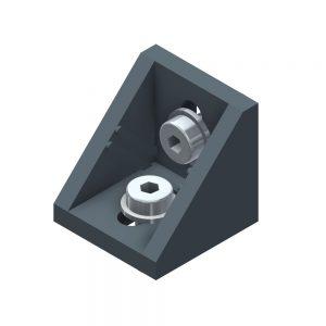 Mounting Angle 45 GD Incl. Fixing Kit